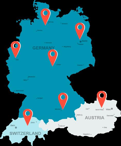 deutsche Internetagentur D-A-CH