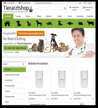 Tierarztshop